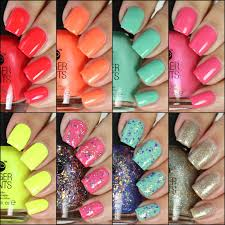 colores de carol finger paints new shades