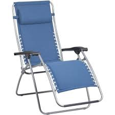chaise relax lafuma fauteuil relax lafuma rsx matelassé lafuma pas cher à prix auchan
