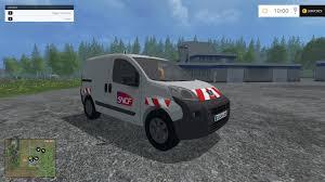 peugeot bipper van peugeot bipper sncf v1 0 ls 2015 farming simulator 2017 2015