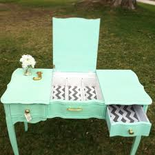 ideas about vanity redo on pinterest vanities vintage mint green