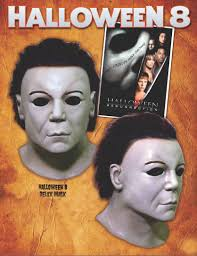 halloween resurrection halloween 8 resurrection latex halloween mask halloween 8
