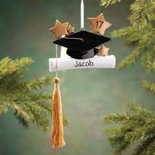 personalized graduation ornament christmas ornament miles kimball