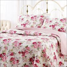 bedroom amazing cute pink comforters navy blue and pink