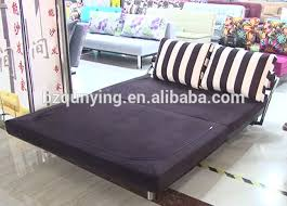 slide out sofa bed portable pull out sofa bed mechanism with adjustable backrest a041