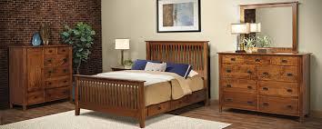 Mission Style Bedroom Furniture Sets Amish Bedroom Furniture Mission Style Amish Bed Sets