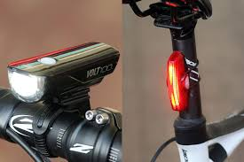 bright eyes bike light review review cateye volt 100 front light rapid x rear light road cc