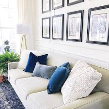 spring home inspiration decorating with navy blue jane at home