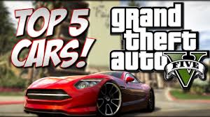 first car ever made in the world gta 5 top 5 cars grand theft auto 5