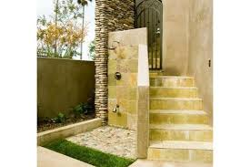 Backyard Shower Ideas Outdoor Showers Courtney Trice