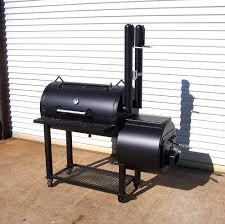 compact patio u2013 johnson custom bbq smokers