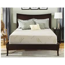 Memory Foam Bed Frame Tranquil Sleep 10 Memory Foam Mattress 582560