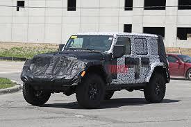 jeep wrangler 2018 jeep wrangler jl interior revealed