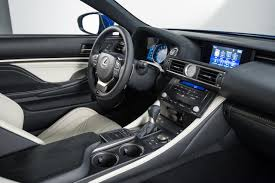 lexus interior 2018 2018 lexus rc f rumors new car rumors and review