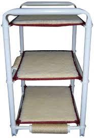 cat store rover company 3 level cat hammock pet bed burgundy trim