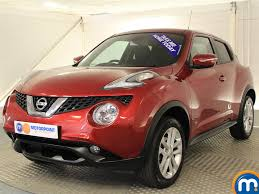 nissan red used nissan juke for sale second hand u0026 nearly new cars