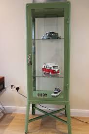 ikea fabrikor ikea fabrikor glass cabinet in green in wanstead london gumtree