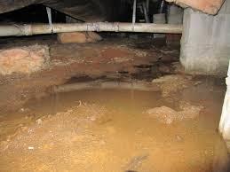 wet crawlspace madison richland center wi tri state basement