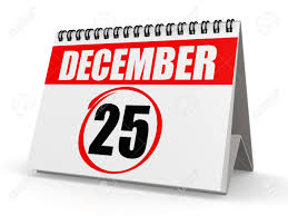 december 25 calendar stock photo picture and royalty free image