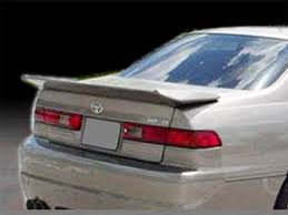 toyota camry spoiler mgn style rear spoiler for toyota camry 1997 2001