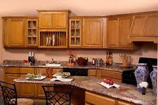 oak kitchen cabinets ebay