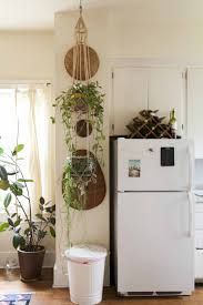 where i cook stylist anne parker u2014 kitchen tour plant hangers