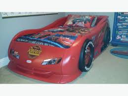 Little Tikes Race Car Bed Little Tikes Lightning Mcqueen Twin Race Car Bed North Nanaimo