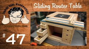 how to build a router table youtube snw47 build your own festool cms style homemade router table with
