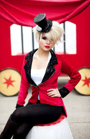Womens Ringmaster Halloween Costume 25 Ring Master Ideas Circus Costume Vintage