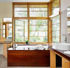 bathroom master bathroom with small deep soaking japanese