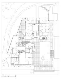 Ucla Housing Floor Plans Ucla Eli U0026 Edythe Broad Art Center U2013 Richard Meier U0026 Partners