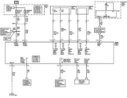 2003 trailblazer horn wiring diagram trailblazer wiring schematic