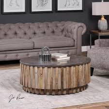 Uttermost Furniture Uttermost Larkin Coffee Table R24657 Tables Fowhand Furniture