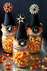 Halloween Cupcakes In A Jar by 19 Candy Corn Crafts U0026 Decorations For Halloween