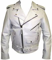 white leather motorcycle jacket brando leather jacket brando leather jacket suppliers and