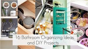 organizing bathroom design ideas donchilei com