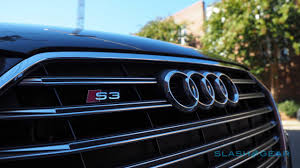 first audi 2017 audi s3 first drive the compact sports sedan gets fiercer
