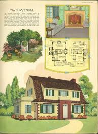 dutch colonial house plans home fireside and garden 1926 vintage house plans 1920s