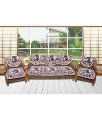 Sofa Cover Online Buy Buy Shivkirpa Beautiful 5 Seater Sofa Cover Online Best Prices