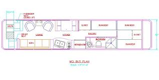 school bus conversion floor plans floorplans for bus conversion