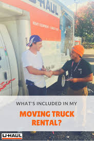 what u0027s included in my moving truck rental moving truck rental