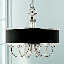Double Drum Shade Chandelier Drum Chandeliers Barrel Shade Drum Chandelier Designs Lamps Plus