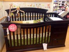 Changing Table Crib Combo Storkcraft Tuscany Crib N Changer Espresso Crib Room
