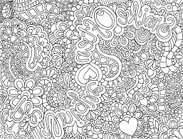 free printable detailed coloring pages detailed flowers coloring