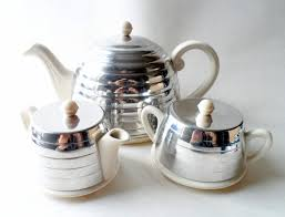 Kitchen Set Aluminium Vintage Kitchen Home 3 Piece Beehive Everhot Ever Tea Set