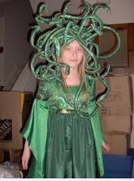medusa halloween costumes for kids timykids