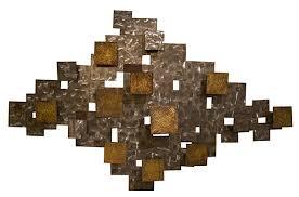 iron artwork metal flower wall decor gold metal wall art wood and