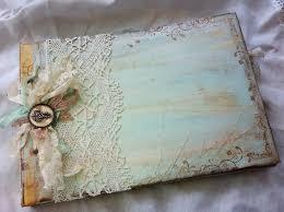 bridal shower photo album bridal shower memory album guest book vintage style on luulla