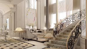 top interior design companies ions design best interior design company in dubai lobby