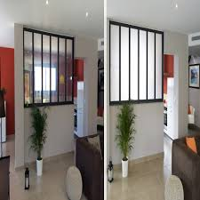 separation de cuisine separation vitree cuisine salon separation de cuisine sejour 5 se