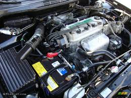 1991 Honda Accord Lx Coupe 2001 Honda Accord Lx Sedan 2 3l Sohc 16v Vtec 4 Cylinder Engine